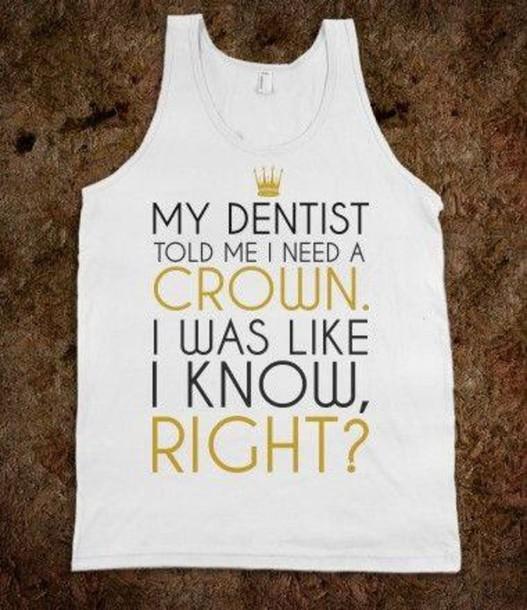 shirt tank top crown similar lyrics music