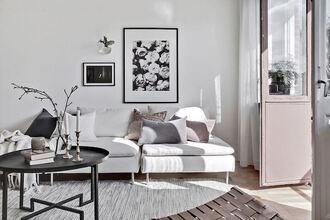 home accessory tumblr home decor furniture home furniture living room sofa pillow table rug frame