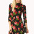 Coming Up Roses A-Line Dress | FOREVER21 - 2000065246
