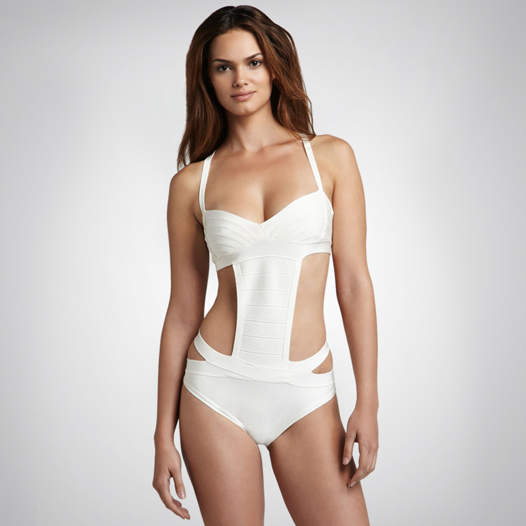 Aliexpress.com : buy knitting halter top white bandage swimsuits tankini swathe swimwear black brazilian vintage swimsuit monokini from reliable swimsuit monokini suppliers on igoodbuy