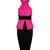 Alyssa Floral Jersey Vesper Skirt - VESPER