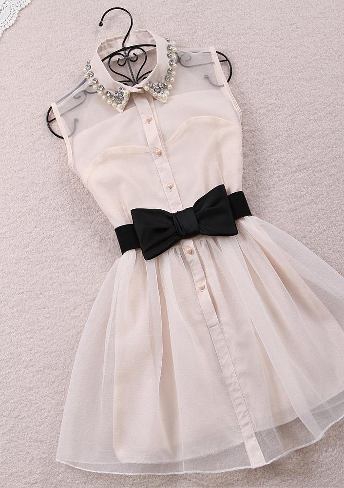 Waisted dresses / wantde