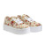 Floral Platform Sneaker Multi by YRU | Fab.com