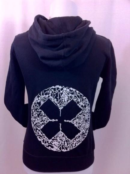 skull jacket hoodie chevelle band hoodie\ style