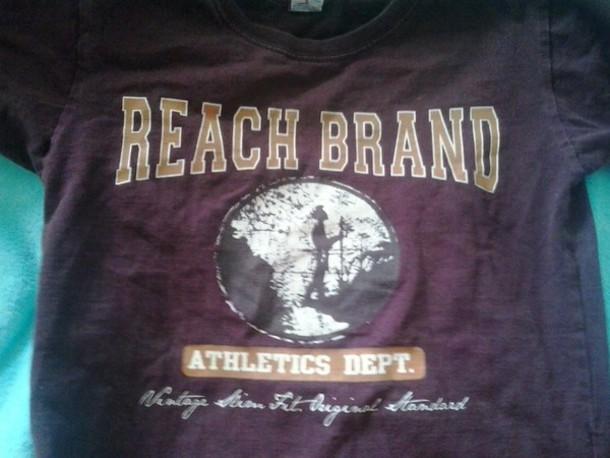 t-shirt athletics dept. sportswear