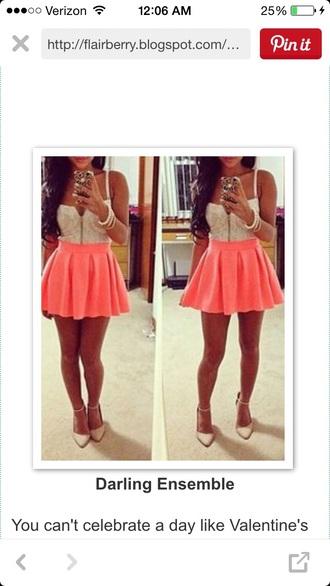 dress jewels skirt top