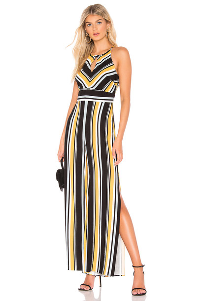 Parker Megara Jumpsuit in yellow