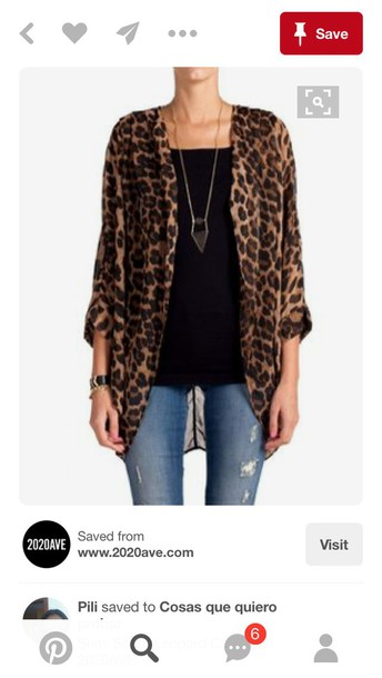 jacket kimono jacket