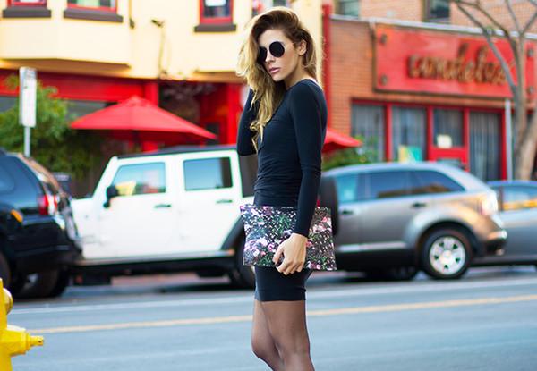 sunglasses bag dress shoes printed pouch pouch black dress mini dress short dress long sleeve dress bodycon dress round sunglasses