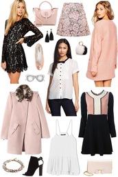 sequins and stripes,blogger,dress,bag,skirt,cardigan,coat,jewels,sunglasses,top,sweater,t-shirt,shoes,tank top,black silk skirt