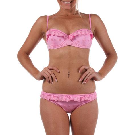 Topanga Broidery Balconette Bikini - $69.99 - City Beach