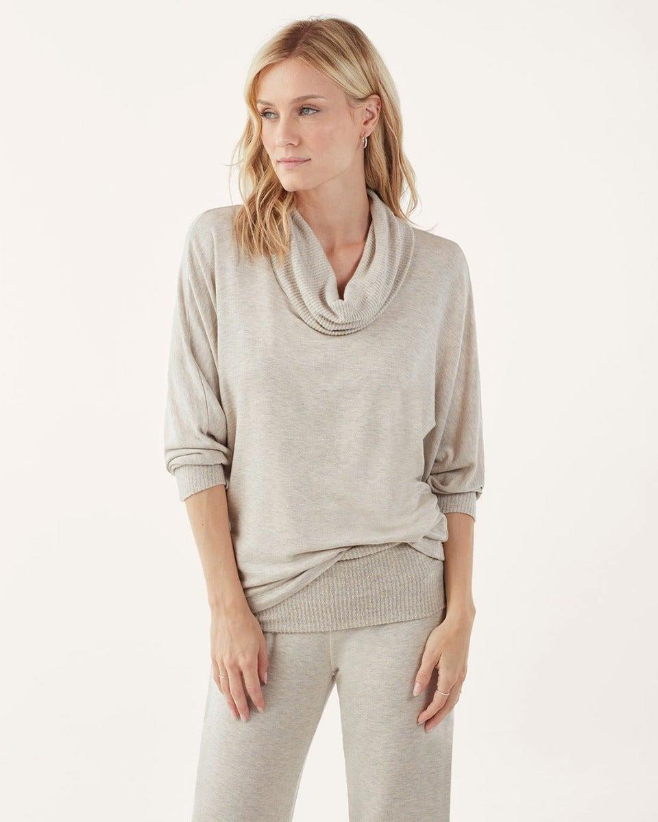 Super Soft With Rib Sweater