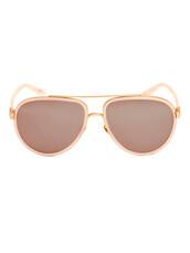 rose gold,rose,sunglasses,gold,blush