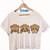 See No Evil Crop Shirt - Fresh-tops.com
