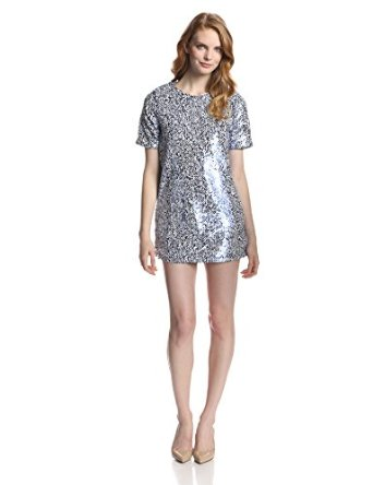 Sleeve sequin dress at amazon women's clothing store: