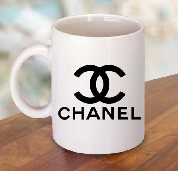 Home Accessory Chanel Coffee Mug Coffee Coffee