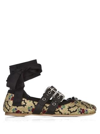 ballet flats ballet flats leather black shoes