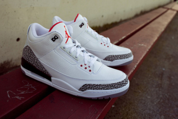 808007e6cdc788 shoes jordans air jordan retro 3 air jordan air jordan 3 nike shoes nike  sneakers