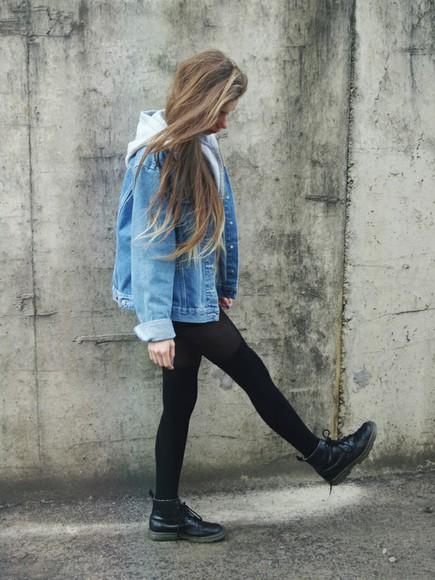 jacket denim jacket