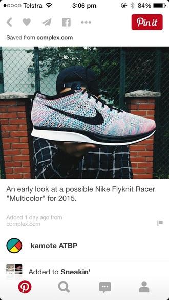 shoes nike flyknit