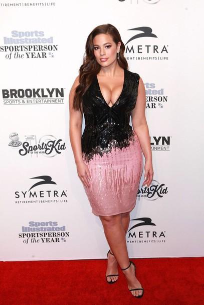 Dress Sandals Curvy Plus Size Plus Size Dress Sequins Sequin