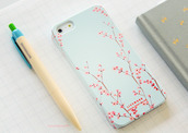 jewels,iphone,iphone case,iphone cover,korean fashion,kawaii,cute,tumblr,weheartit,phone cover,nature,light blue,flowered