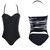 Thread Back Swimsuit | Outfit Made
