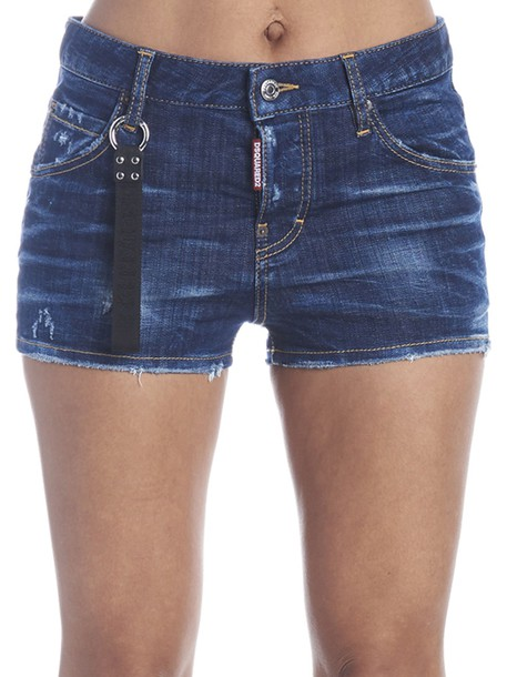 Dsquared2 'cool Girl' Short in blue