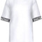 Shade mesh t-shirt / white – shade london