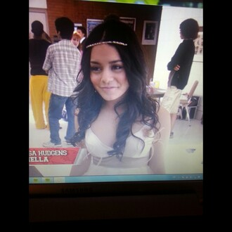 jewels vanessa hudgens high school musical 3 prom hair accessory head jewels