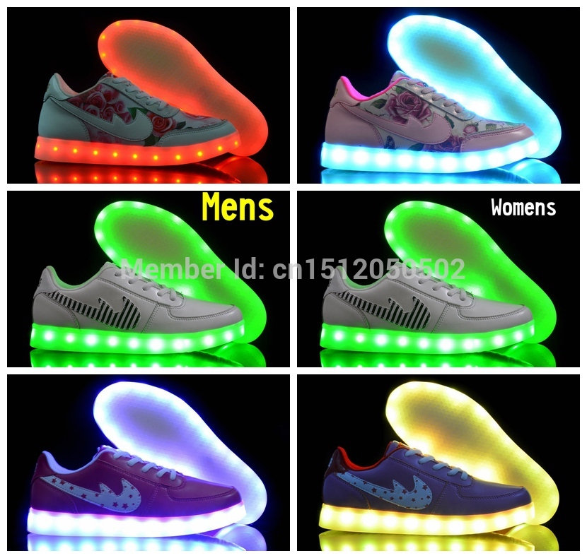 New Nike Led Rechargeable Shoes  Subconscious