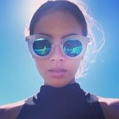 sunglasses,blue,mirrored sunglasses,summer