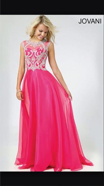 dress pink prom dress pink dress cute dress blue or black lace dress