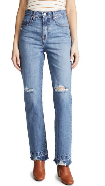 Nobody Denim The Arlo Relaxed Straight Leg Jeans