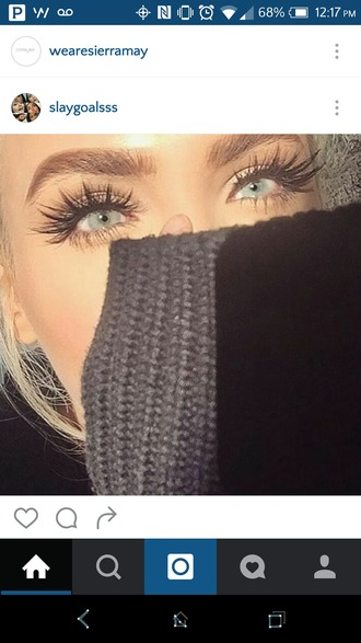 make-up eyelashes false eyelahes big dramatic huge