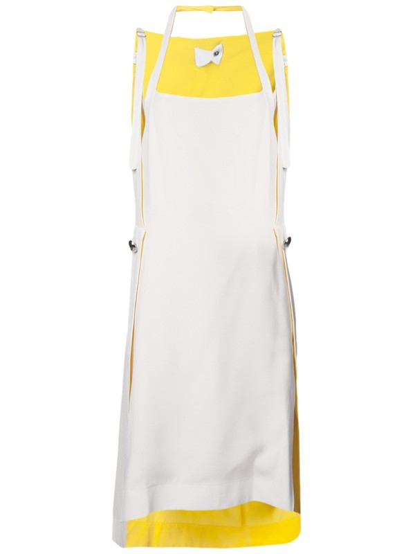 dress atto apron dress