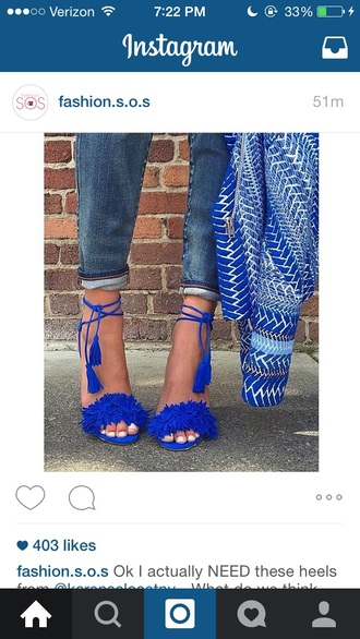 shoes blue heels high heels jacket