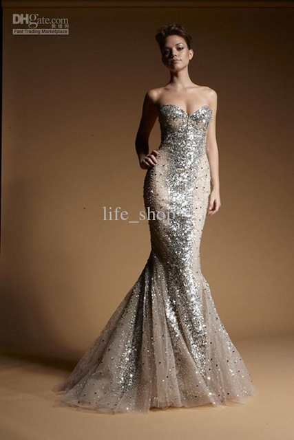 Online shop 2016 sexy mermaid zuhair murad wedding dress for Aliexpress mermaid wedding dresses