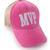 Pink MVP Trucker Hat
