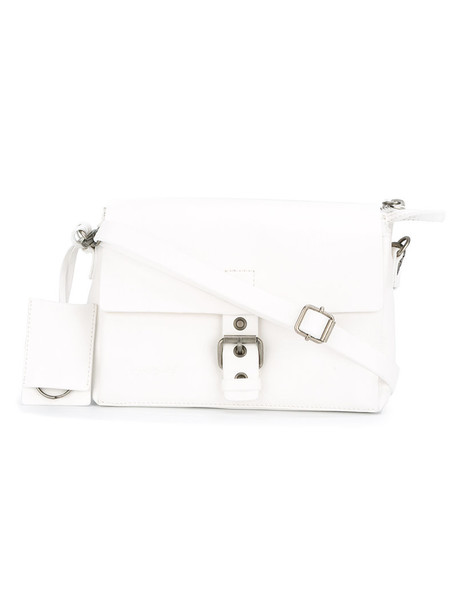 women bag crossbody bag leather white