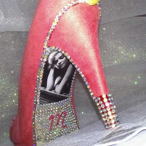 Where To Buy Marilyn Monroe Jordan Shoes Lips
