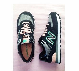 shoes newbalance greenshoes basket