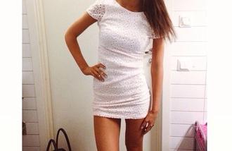 dress white dress summer dress girls