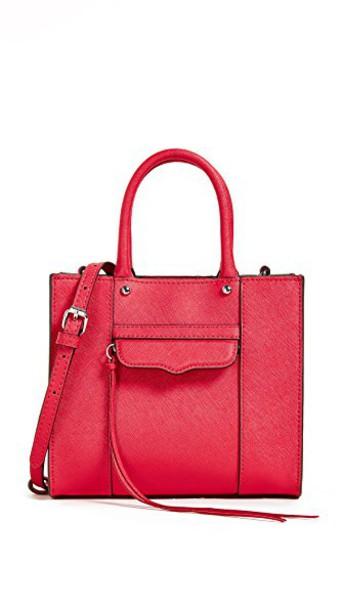 Rebecca Minkoff red bag