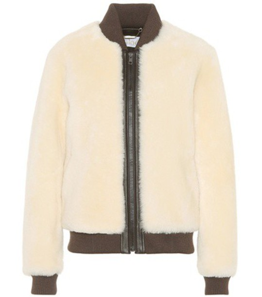 Chloe jacket bomber jacket