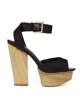 Heeled sandals | Ankle strap, high heel & stiletto sandals |ASOS