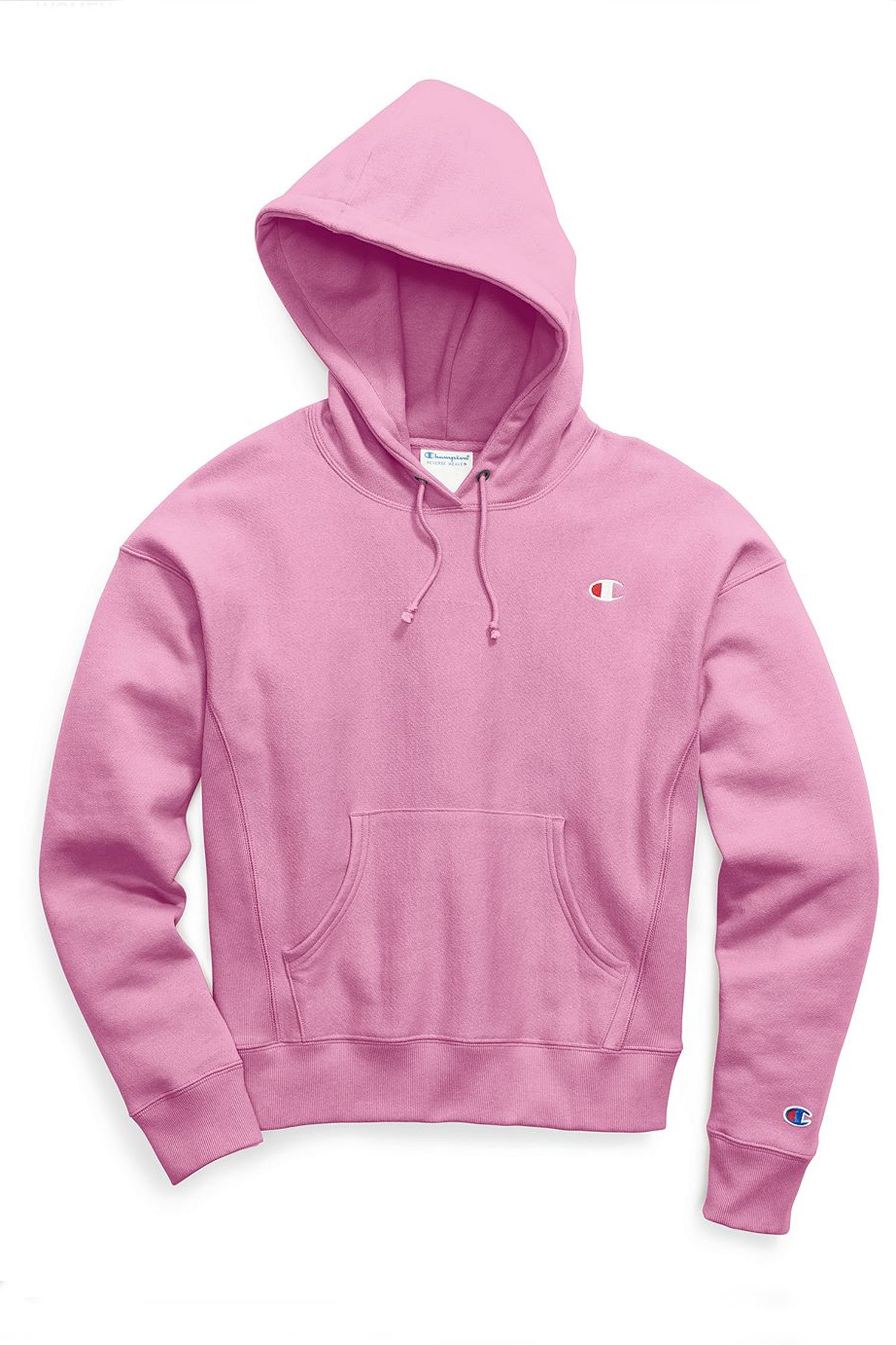 Champion Reverse Weave Pullover Hoodie - Purple Orchid
