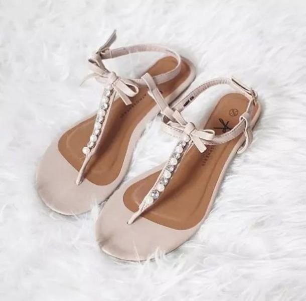 shoes cute sandals nude sandals beige sandals