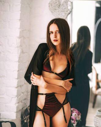 underwear lingerie lingerie set velvet velvet lingerie red lingerie red lingerie set sexy lingerie