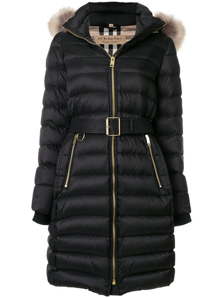 coat women dog black